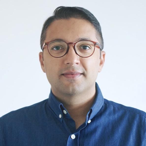 Nav Pawera Standing Portrait SQ