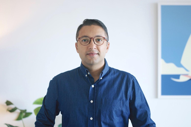 Nav Pawera Standing Portrait
